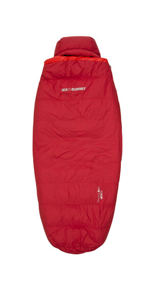 Sea to Summit BaseCamp BcII Sovepose Regular rød